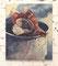 Ein berühmtes Huhn; 60 x 50 cm; oil on canvas; 2016