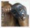 Maskerade, ditail, Bronze