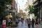 Athen, Fußgänger- und Shopping-Zone
