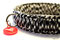 KingLuy Paracord Survival Halsband Dog Collar