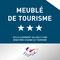 Meublés du Tourisme 2 et 3 étoiles