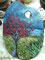 Nr.139 - 29x20 cm - 10.04.2014 - Malerei auf Holz Malpalette