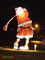 Koksijde 2010 Belgien - ca 10m grosser Weihnachtsmann