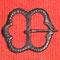 Grande Boucle GDFB pour largeur ceinture 4cm prix: 8.50€ pièce