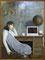 不確かな明日【Uncertain tomorrow】(F80)2012年88回白日展