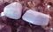 """Chalcedon blau Trommelsteine """"Kommunikation"""""""