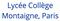 logo lycée Montaigne