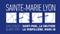 logo Ste Marie Lyon