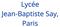 logo Jean-Baptiste Say