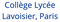 logo lycée Lavoisier