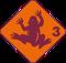 Schwimmabzeichen Frosch