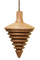 Holz Energie Pendel 3,2 cm Durchmesser