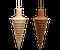 Holz Energiependel 2,2 cm Durchmesser