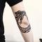オーダーデザイン タトゥー 蛇 東京  タトゥースタジオ