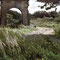 Gumbinė, Gumbinnen, Гусев | Gate To Perkaliai Manor | 34x34 cm | 2012