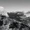 Yosemite Halfdome - 2012,  90x30cm, fineArt print auf GlossArtFibre kaschiert, auf 4mm AluDiBond, Schattenfugenrahmen Nussbaum massiv