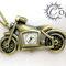 """часы """"Мотоцикл"""" - 750 руб."""
