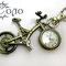 """часы """"Велосипед"""" - 750 руб."""
