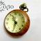 """часы """"Деревянные"""" - 1300 руб."""