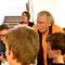 Unser Klassenassistent und Vorstandsmitglied des Museum, F. Pfister, öffnete uns die Ausstellung.