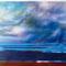 """Dünung"" - 2013 - Öl auf Leinwand - 150 cm x 150 cm"