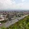 Vue de Erevan depuis le Mémorial