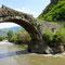 Le pont de Sanahin construit en 1192