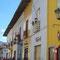 Dans les rues de Cajamarca