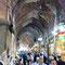 Tabriz: le Bazar