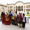 Maison patricienne: photo en costumes d'époque