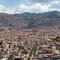 Vue générale de Cusco