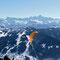 Le Mont Blanc et Les Gets