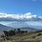 Le Chimborazo avec son écharpe de nuages