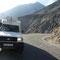 Route de La Pampa: enfin un petit coin pour s'arréter