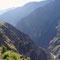 Canyon de Colca depuis la Croix du condor