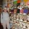 Au marché d'artisans de Cuenca