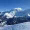 Le Mont Blanc à Megève