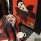 Geschenke mit Kunstmotiv: Seidentuch, Tasche, Heferl mit einem Motiv von Artur Karapetyan