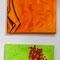 Christa Kern  oben: AKT stehend Acryl & Kohle auf Leinwand  50x60 cm € 280,- unten: AKT liegend Acryl & Kohle auf Leinwand 40x50 cm € 250,-