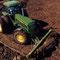 John Deere 4650 Allradtraktor (Quelle: John Deere)