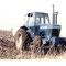 Ford 7700 Traktor mit Kabine und Allrad (Quelle: CNH)