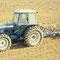 Ford 8100 Traktor mit Kabine und Allrad (Quelle: CNH)