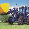 Ford 7610 Traktor mit Frontlader (Quelle: Classic Tractor Magazine)