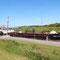 Schleuse für die Schiffe auf dem St. Laurent Strom zwischen Monteal und dem Lake Ontario.