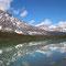 Berglandschaft der Rocky Mountains...einfach fantastisch!