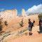 Mit Lea und Ädu im Bryce Canyon unterwegs.