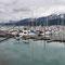 Hafen in Seward
