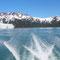 Blick zurück zum Aialik Gletscher