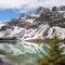 Eindrückliche Spiegelung im klaren Bergsee