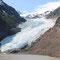 Baer Gletscher auf dem Weg nach Hyder
